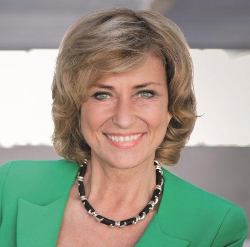 Dagmar Wöhrl - patroness of Voice Aid
